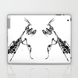 Violin Mantis Laptop & iPad Skin
