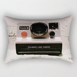 Pronto B Land Camera, 1977 Rectangular Pillow