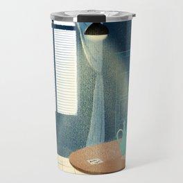In Blue Travel Mug