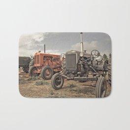 Tractor Show Bath Mat