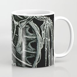 Turtle Skeleton Coffee Mug