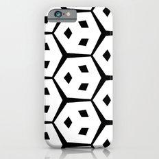 Van Trijp Black & White Pattern iPhone 6s Slim Case