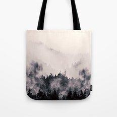 I fall behind Tote Bag