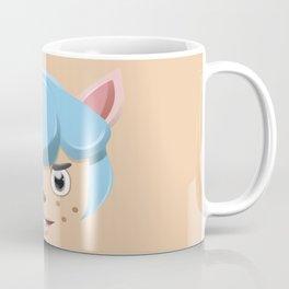 Animal Crossing Cyrus Coffee Mug