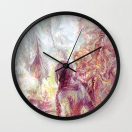 Homecoming Wall Clock