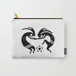 Kokopelli Soccer Game Carry-All Pouch