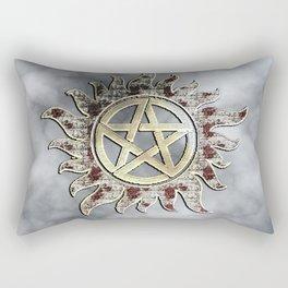 Smokey supernatural Rectangular Pillow