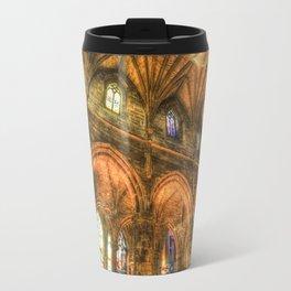 St Giles Cathedral Edinburgh Travel Mug