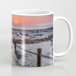 """To the beach...""Cabo de Gata"". Coffee Mug"