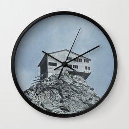 Monte Mucrone 3 Wall Clock