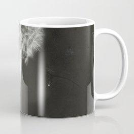 Dandelion Tintype Coffee Mug