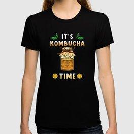 Kombucha Tea Saying T-shirt