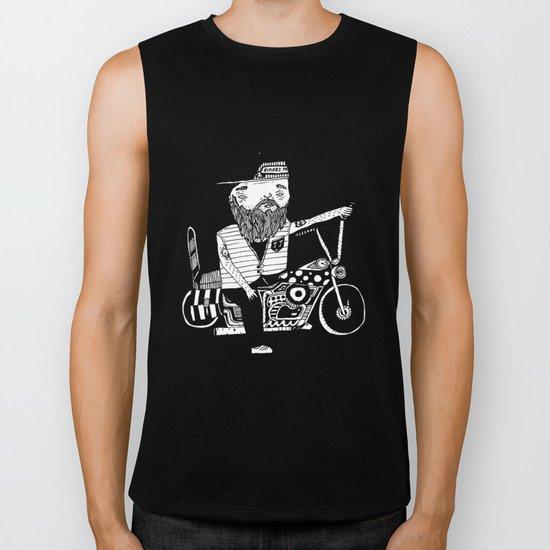 Route 66 Lover Biker Tank