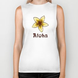 Aloha Biker Tank