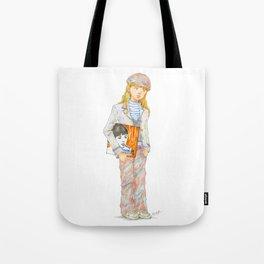 Indie Pop Girl vol.1 Tote Bag