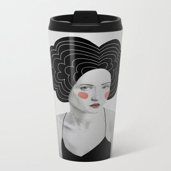 Minerva Metal Travel Mug