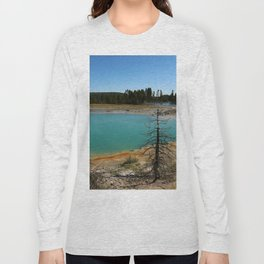 Amazing Hot Spring Colors Long Sleeve T-shirt