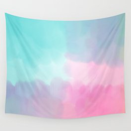 Summer is coming 5 - Unicorn Things Collection Wall Tapestry