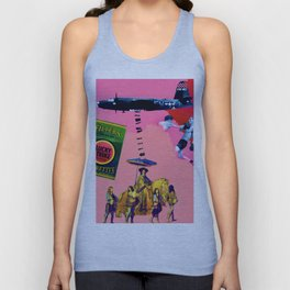 Filtered Cigarettes Unisex Tank Top