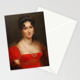François Gerard - Aglaee Louise Auguie Ney, Duchess of Elchingen, Princess of Moscow (1782-1854) Stationery Cards