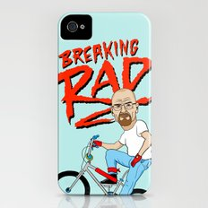 Breaking Rad iPhone (4, 4s) Slim Case