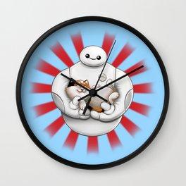 Hairy Baby Wall Clock