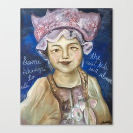 Some Shangri-La Canvas Print