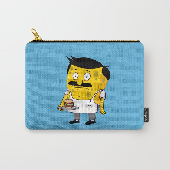 SpongeBob's Burgers Carry-All Pouch