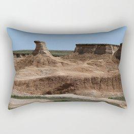 Badlands Rockformation Rectangular Pillow