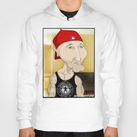fitness Hoodies featuring Campbell Fitness Intro by Juan Perednik