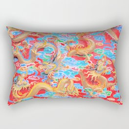 dragons 1 Rectangular Pillow