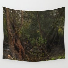 mystic willow Wall Tapestry