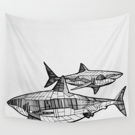 Great Friends Wall Tapestry