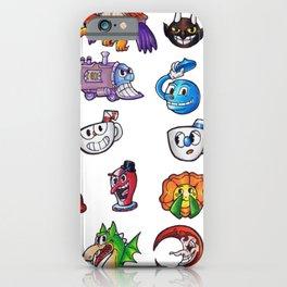 Cuphead iPhone Case