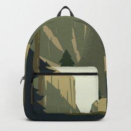 Yosemite Falls Backpack