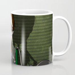 Martha, The Hungry Coffee Mug