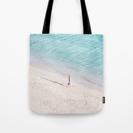 Beach Solo Tote Bag