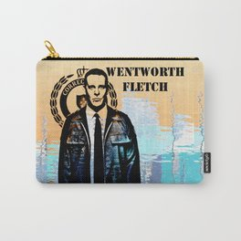Matthew Fletch Fletcher Carry-All Pouch