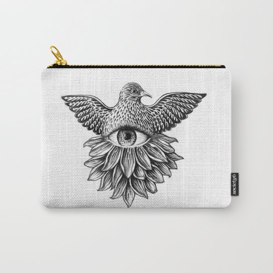Vide Omnia Carry-All Pouch