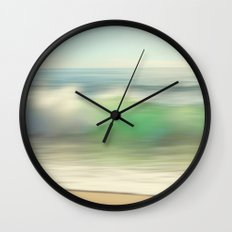Slowly Rolling Wall Clock