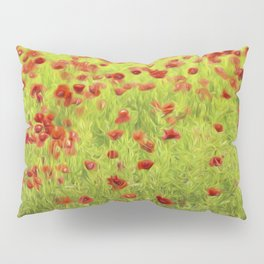 Poppyflower IV Pillow Sham