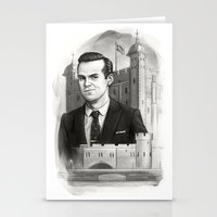 moriarty Stationery Cards featuring Moriarty by RileyStark