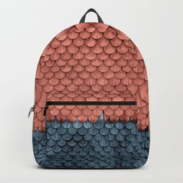 SHELTER / Little Boy Blue / Blooming Dahlia Backpack