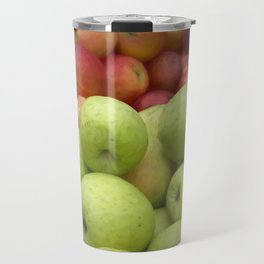 Fresh Apples Travel Mug