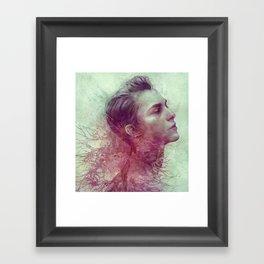 Vein Framed Art Print