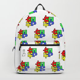 ChiPuzzle Backpack