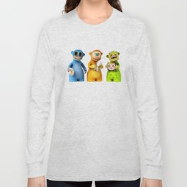 The Usual suspects Long Sleeve T-shirt