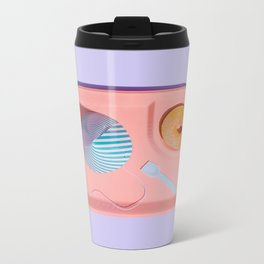 Party for One Metal Travel Mug