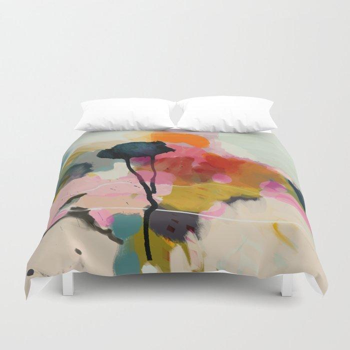 paysage abstract Bettbezug