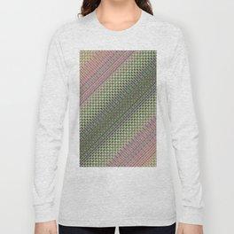 54466666 + Sin(Cos(Sin(i × j + n + k))) × 234466    [Pattern Green Rug] Long Sleeve T-shirt